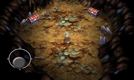 Скриншот Final Fantasy III