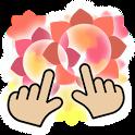 «Finger hoola — Хула-хуп для пальцев» на Андроид