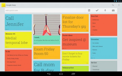 Google Keep | Android