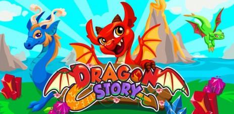 Poster История драконов™ (Dragon Story)