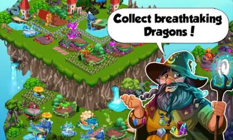 Скриншот История драконов™