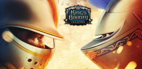 "Poster <span lang=""ru"">King's Bounty: Legions</span>"