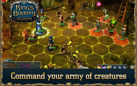 King's Bounty: Legions | Android