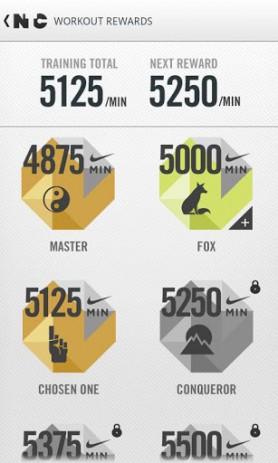 Скриншот Комплекс упражнений от Найк