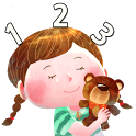Number games for Kids - icon