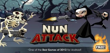Nun Attack - thumbnail