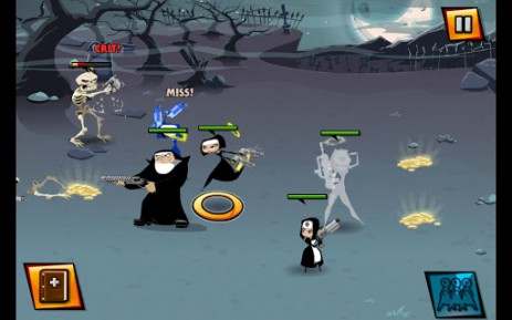 Nun Attack | Android