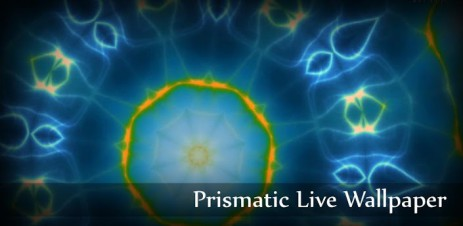 "Prismatic - обои ""Калейдоскоп"" - thumbnail"