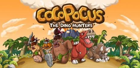 Cocopocus: Dinosaur vs Caveman - thumbnail