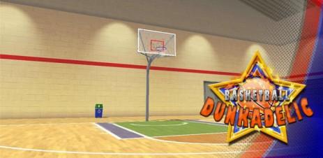 Poster Basketball Dunkadelic