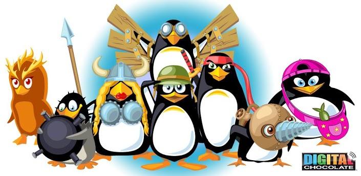 Бешеная Катапульта Пингвинов Скачать На Андроид