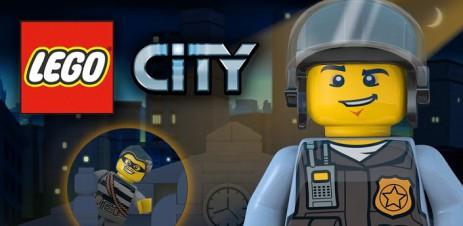 Poster LEGO City Spotlight Robbery