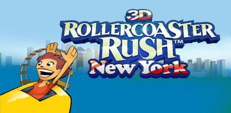 3D Rollercoaster Rush New York - thumbnail