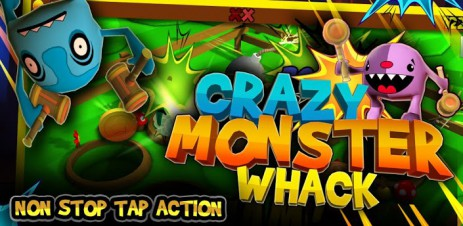 Crazy Monster Whack - thumbnail
