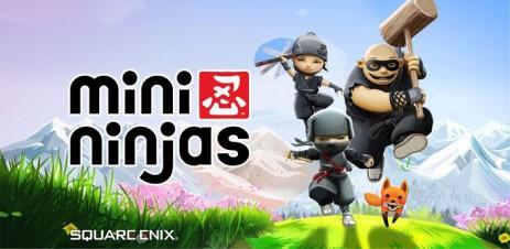 Mini Ninjas - thumbnail