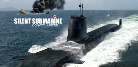 Silent Submarine - thumbnail