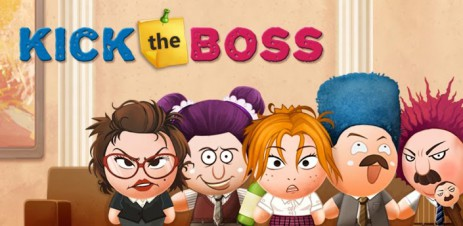 Kick the Boss - thumbnail