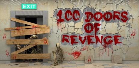 "Poster <span lang=""ru"">100 Doors of Revenge 2015</span>"