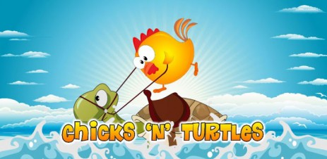 Chicks and Turtles - thumbnail