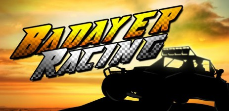 "Poster <span lang=""ru"">Badayer Racing</span>"