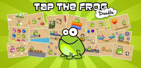 Tap the Frog: Doodle - thumbnail