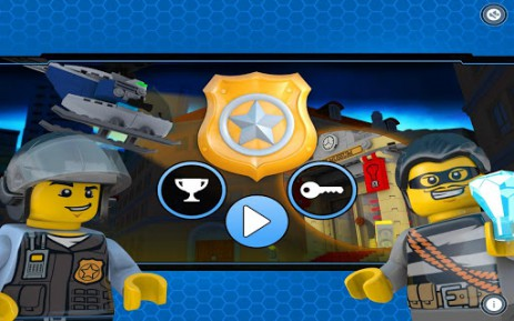 LEGO City Spotlight Robbery download on Android free | Captain Droid