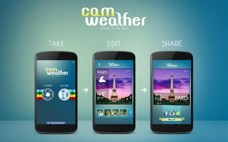 CamWeather | Android