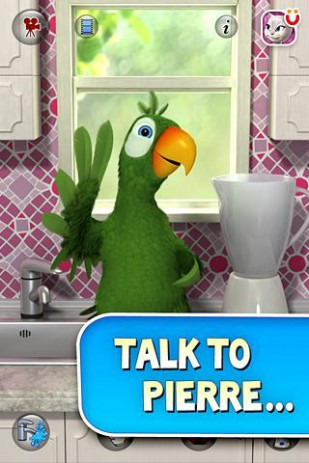 Talking Pierre | Android