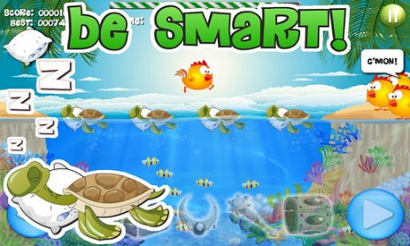 Chicks and Turtles | Android