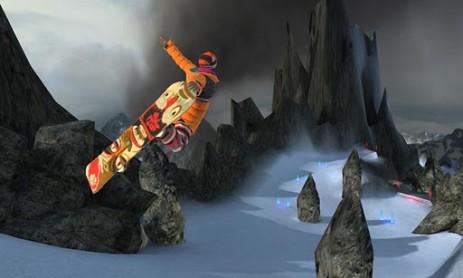 Скриншот сноуборд