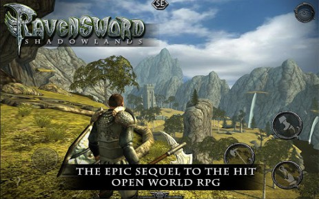Ravensword: Shadowlands | Android