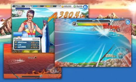 Скриншот супер рыбалка