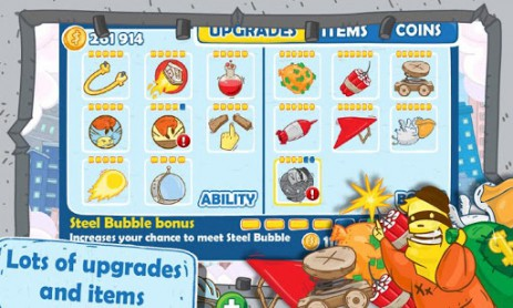 Bank Rush | Android