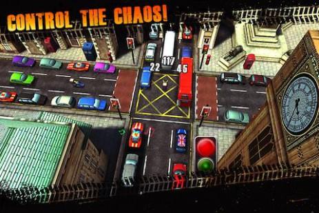Скриншот регулировщик светофора