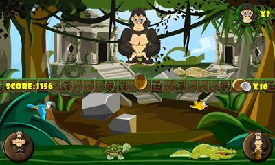 Angry Temple Gorilla | Android