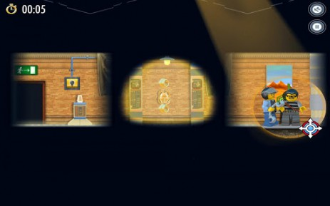 Скриншот город Лего