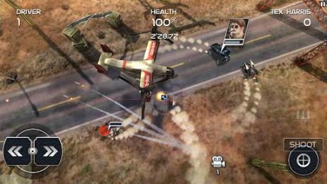 Скриншот смертельная гонка
