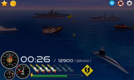 Silent Submarine | Android