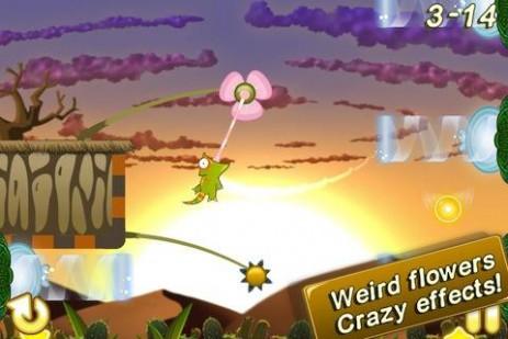 Скриншот время хамелеона
