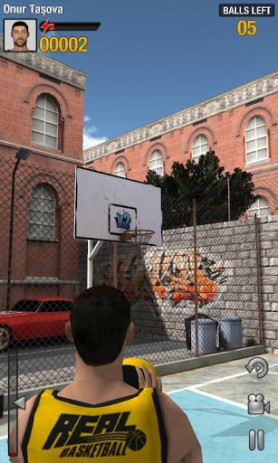 Real Basketball | Android