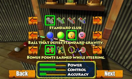 Скриншот Tiki Golf 2