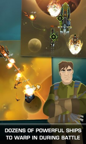 Strikefleet Omega | Android