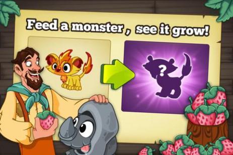 Скриншот маленькие монстры