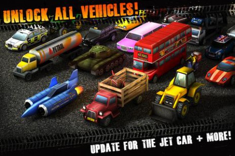 Traffic Panic London | Android