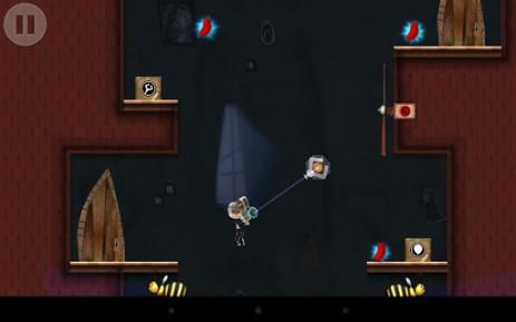 Скриншот приключения Фигаро