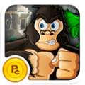 Angry Temple Gorilla - icon