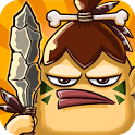 Cocopocus: Dinosaur vs Caveman - icon