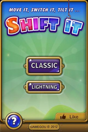 Shift It | Android