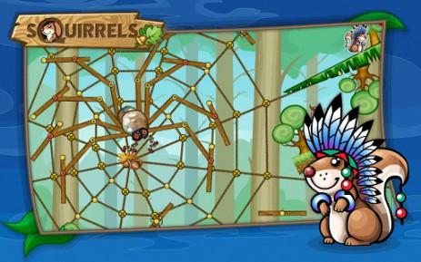 Скриншот Трагедия Белок