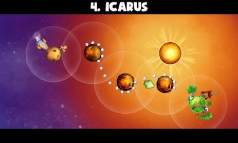 Скриншот звездный путь